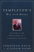 Templeton's Way With Money