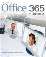Microsoft Office 365 in Business