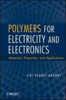 Polymers for Electricity and Electronics