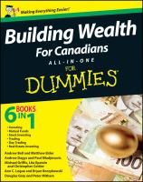 Building Wealth for Canadians All-in-one for Dummies