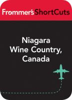 Niagara Wine Country, Canada