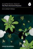 The Plant Hormone Ethylene