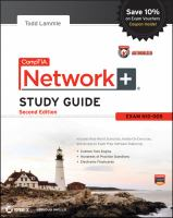CompTIA Network+ Study Guide, Second Edition