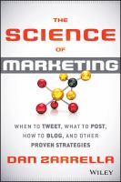 The Science of Marketing