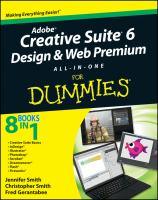 Adobe Creative Suite 6 Design & Web Premium All-in-one for Dummies