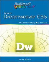 Teach Yourself Visually Dreamweaver CS6