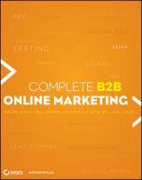 Complete B2B Online Marketing