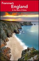 Frommer's England & the Best of Wales