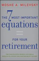 Image: The 7 Most Important Equations for your Retirement