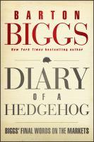 Diary of A Hedgehog