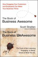 The Book Of Business Awesome