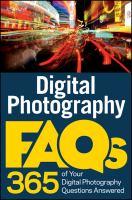 Digital Photography FAQs