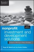 Nonprofit Investment & Development