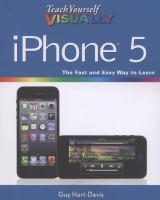 Teach Yourself Visually IPhone 5