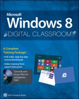 Windows 8 Digital Classroom
