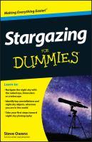 Stargazing for dummies