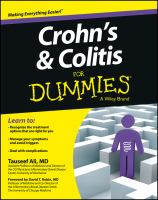 Crohn's & Colitis for Dummies
