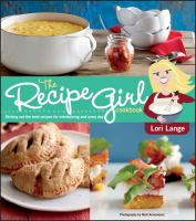 The Recipe Girl Cookbook