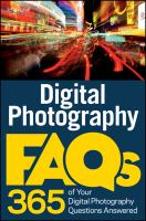 Digital Photography FAQz