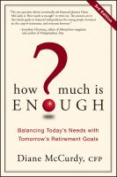 Image: How Much Is Enough?