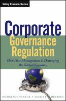 Corporate Governance Regulation