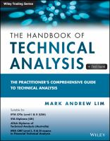 The Handbook of Technical Analysis