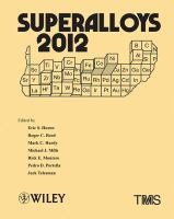 Superalloys 2012