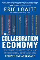 The Collaboration Economy