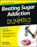 Beating Sugar Addiction for Dummies