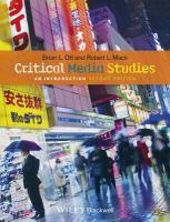 Critical Media Studies