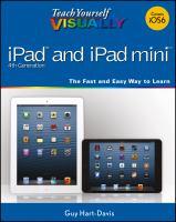 IPad 4th Generation and IPad Mini