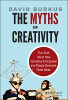 The Myths Of Creativity