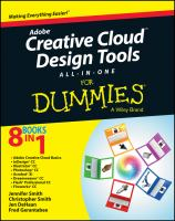Adobe® Creative Cloud Design Tools All-in-one for Dummies®