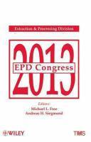 EPD Congress 2013