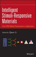 Intelligent Stimuli-responsive Materials