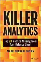 Killer Analytics