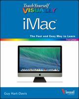 Teach Yourself Visually IMac