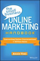 The Small Business Online Marketing Handbook