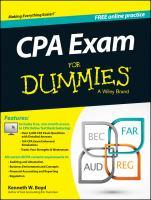 CPA Exam for Dummies®