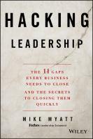 Hacking Leadership