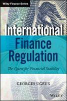 International Finance Regulation