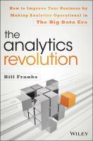 The Analytics Revolution