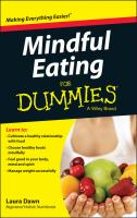 Image: Mindful Eating for Dummies