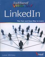 Teach Yourself Visually LinkedIn