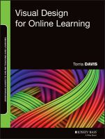 Visual Design for Online Learning