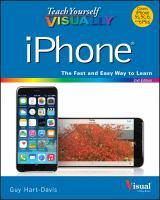 Teach Yourself Visually IPhone