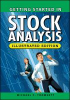 Getting Started in Stock Analysis