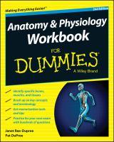Anatomy & Physiology Workbook for Dummies
