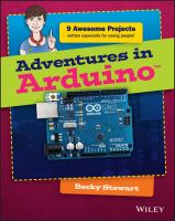 Adventures in Arduino