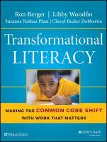 Transformational Literacy